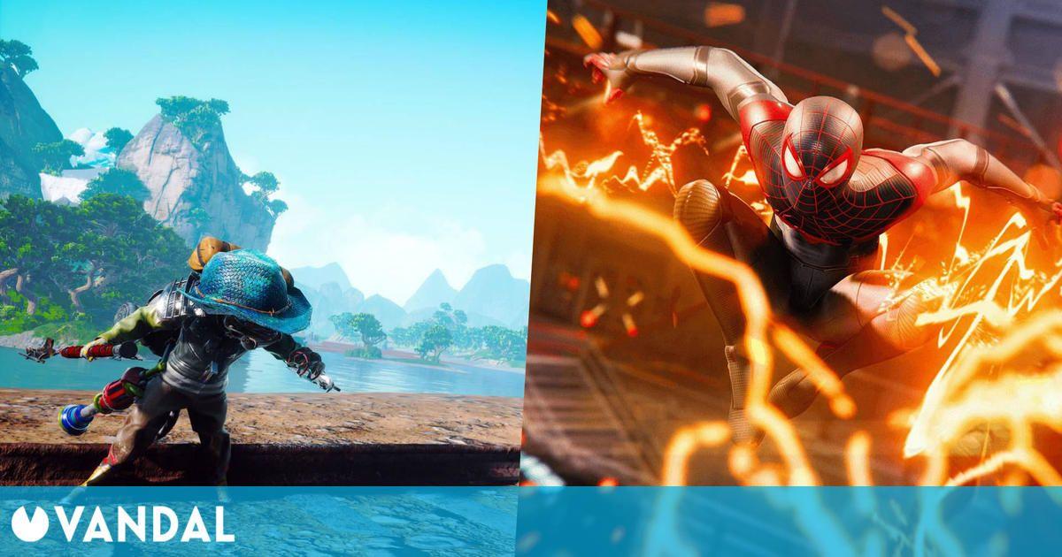 Spider-Man: Miles Morales y Biomutant son los más vendidos de la semana en Reino Unido