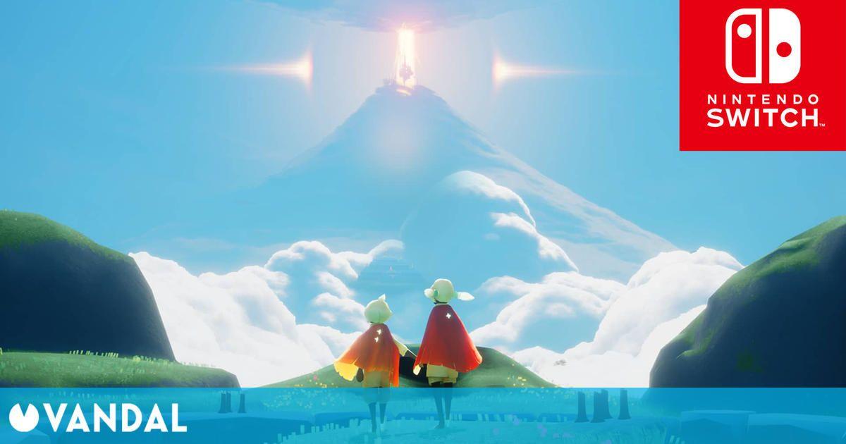 Sky: Children of the Light se lanzará para Nintendo Switch el 29 de junio
