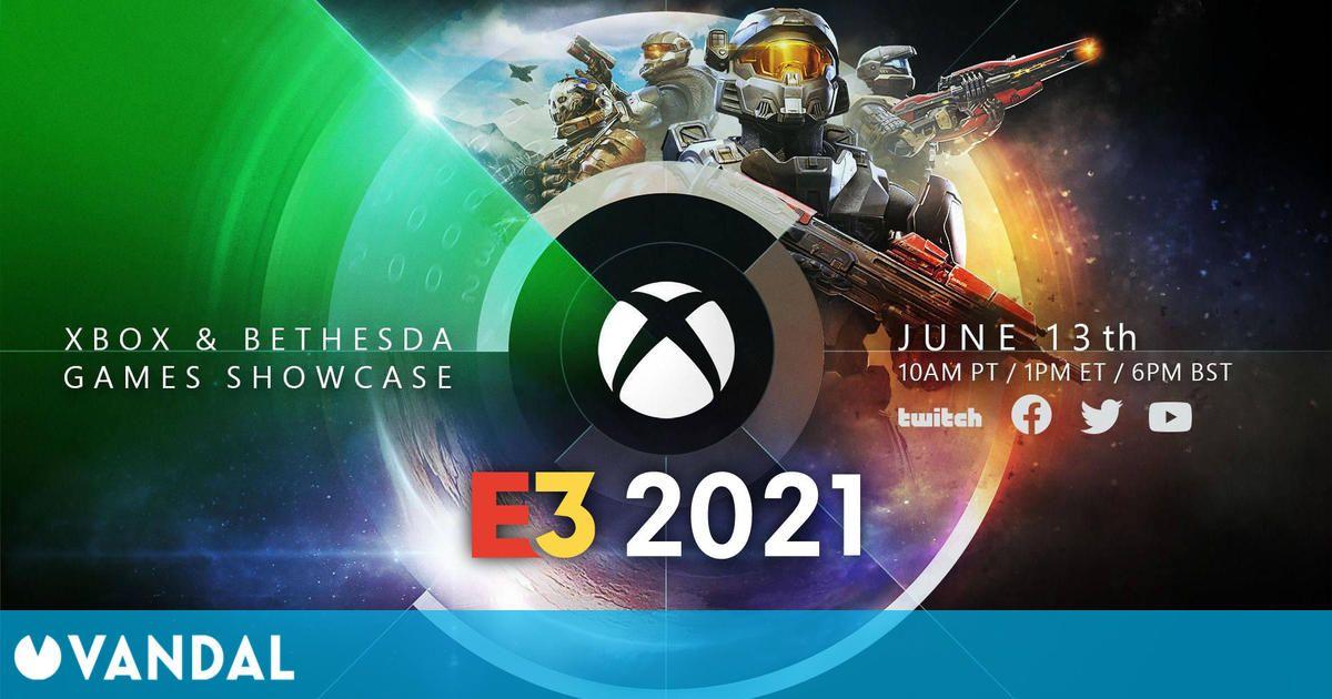 E3 2021: La conferencia de Xbox durará 90 minutos y contará con subtítulos en español