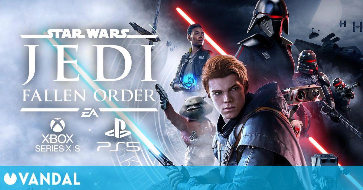 Star Wars Jedi: Fallen Order llega a PS5 y Xbox Series con mejoras y actualización gratuita