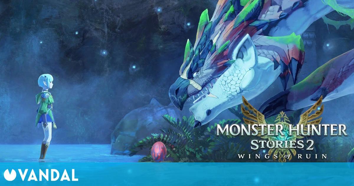 Monster Hunter Stories 2: Wings of Ruin se deja ver en un nuevo tráiler para Switch