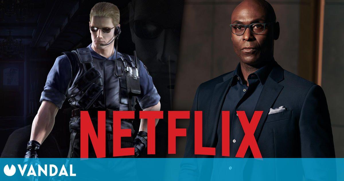 Resident Evil en Netflix: Lance Reddick interpretará al villano Albert Wesker