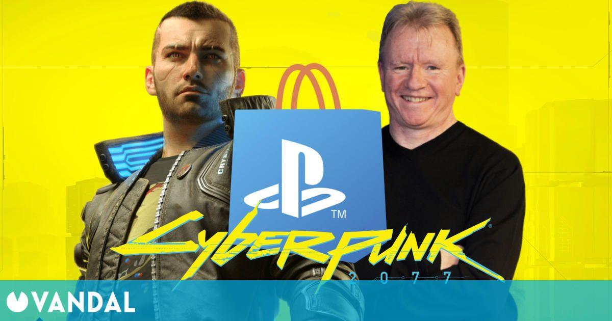 Cyberpunk 2077: Jim Ryan, jefe de PlayStation, habla sobre su retirada de la PS Store