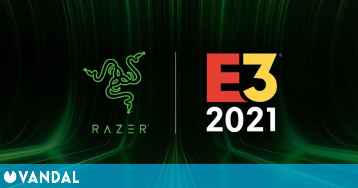 Razer tendrá su propia conferencia de PC Gaming en el E3 2021