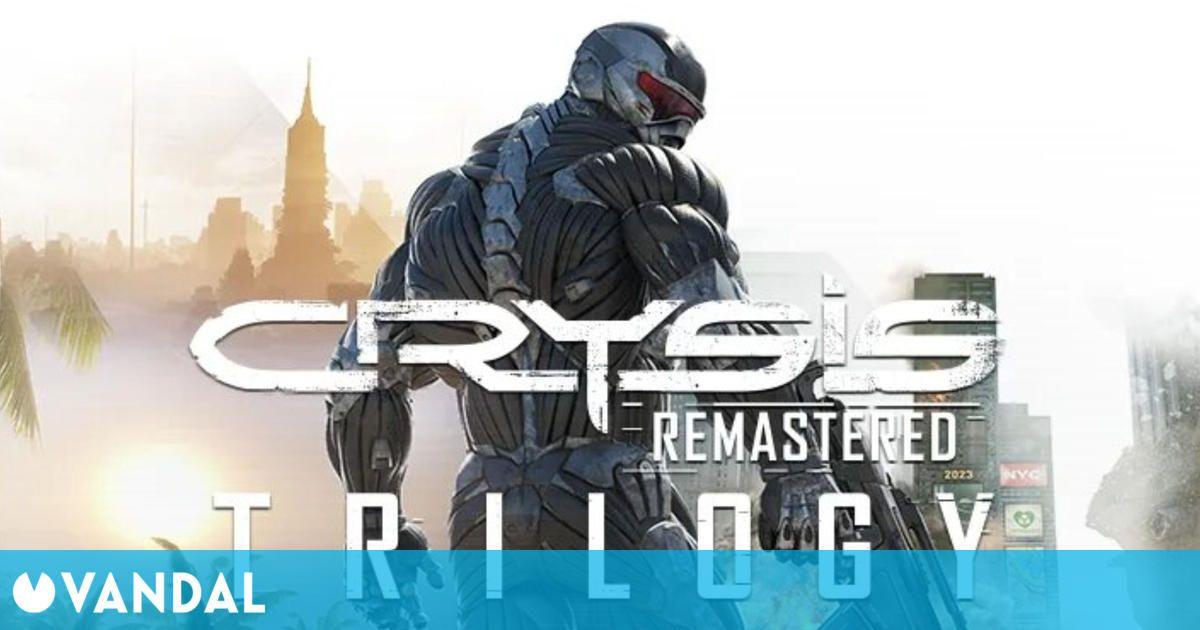 Crysis Remastered Trilogy llegará en otoño de 2021 para consolas y PC