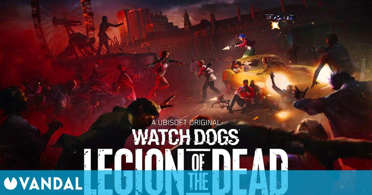 Watch Dogs Legion estrena hoy su modo zombis, Legion of the Dead, exclusivamente en PC
