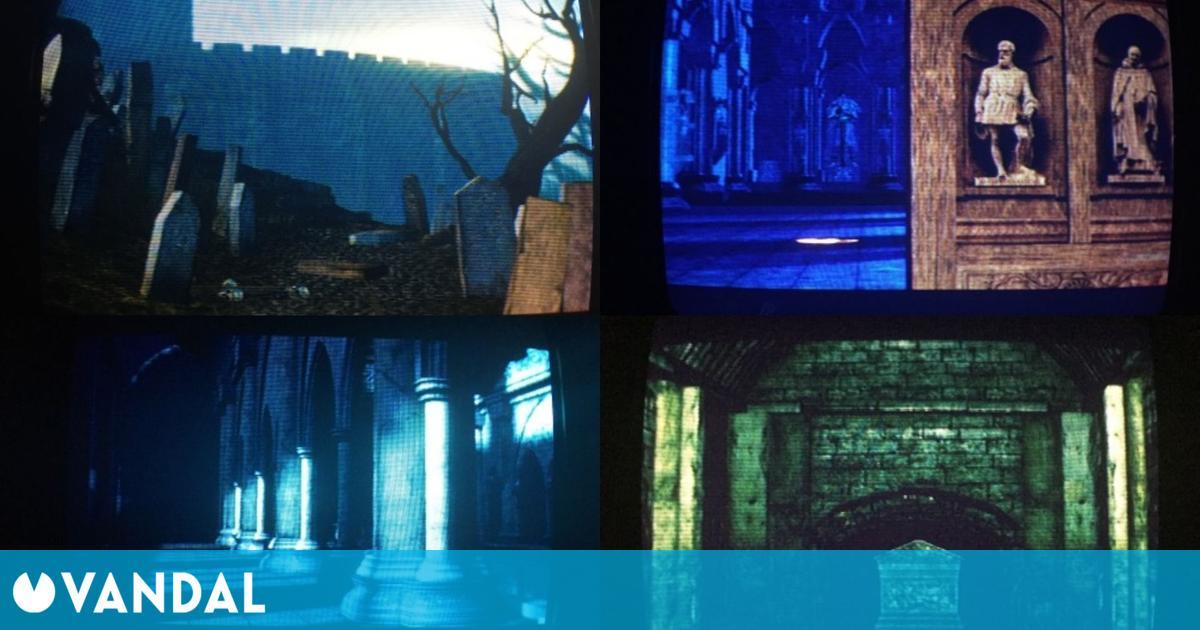 Así de bien luce Dark Souls en un monitor CRT