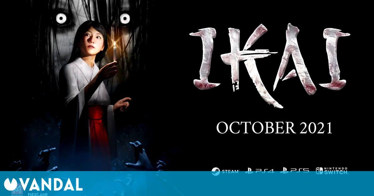 Anunciado Ikai, un juego de terror en primera persona inspirado en el folclore japonés