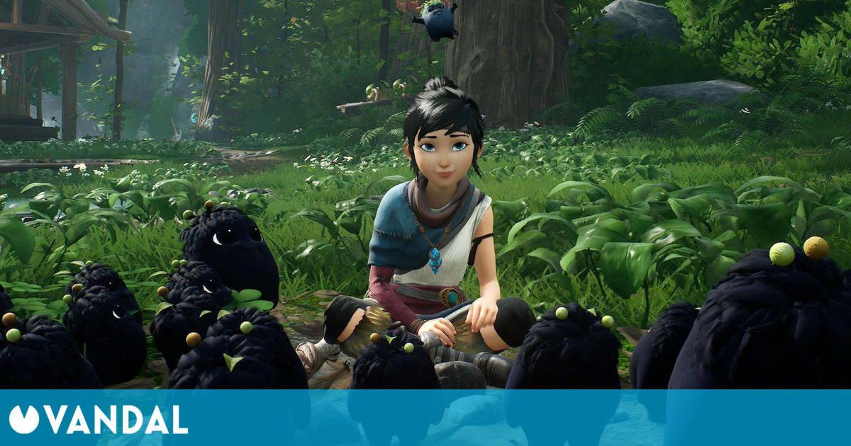 Kena: Bridge of Spirits encandila con este gameplay comentado y nuevas imágenes
