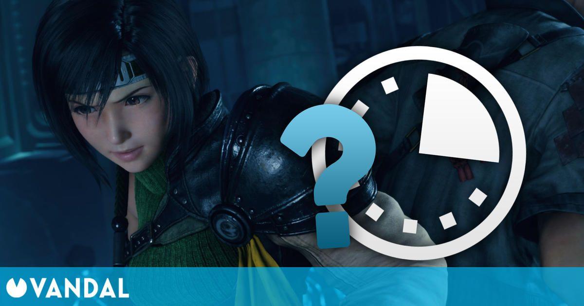 Final Fantasy VII Remake Intergrade para PS5: ¿Cuánto dura la nueva aventura de Yuffie?