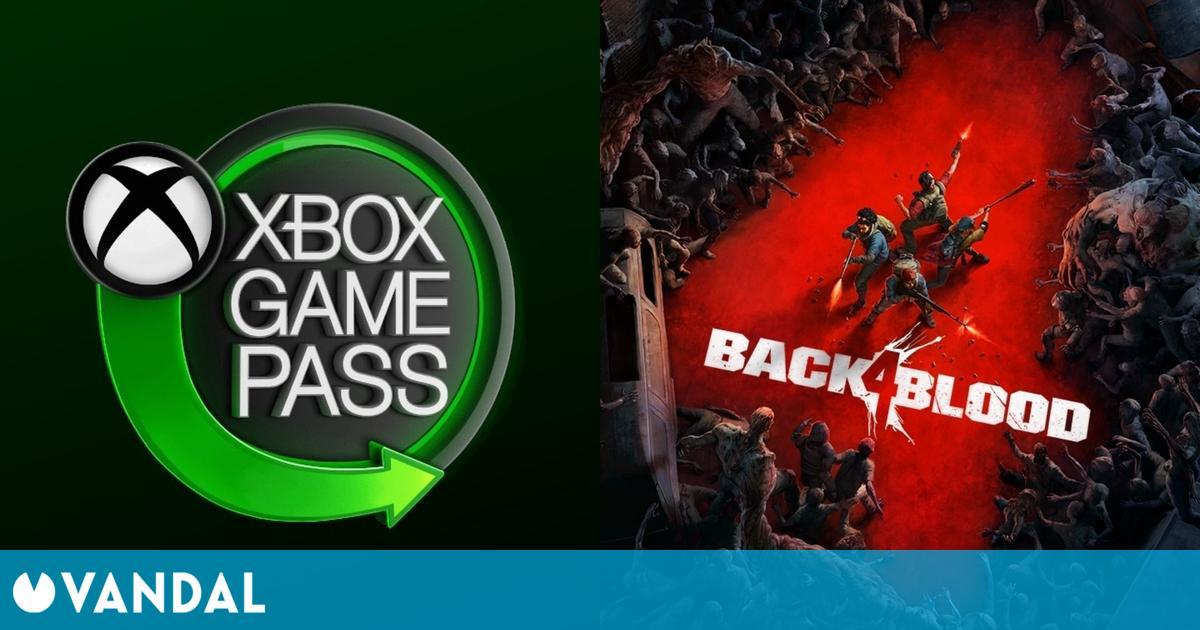 Back 4 Blood estará disponible desde su lanzamiento en Xbox Game Pass