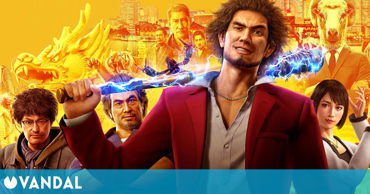 Yakuza: Like a Dragon llega mañana a Xbox Game Pass