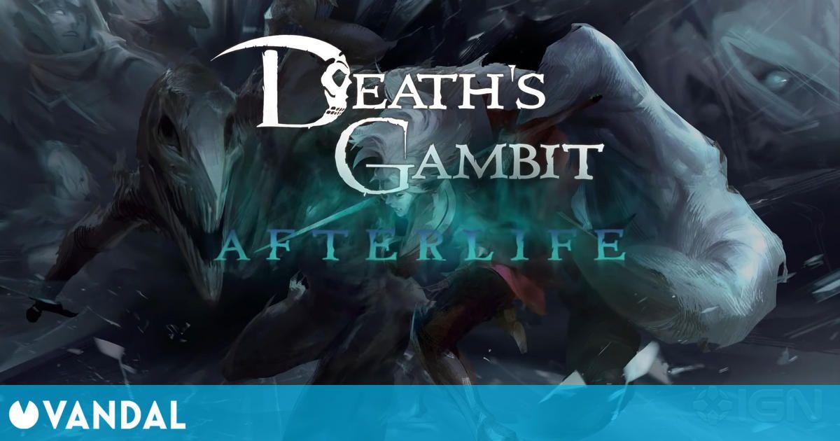 Death's Gambit: Afterlife llegará a 2021 para Nintendo Switch, PS4 y PC
