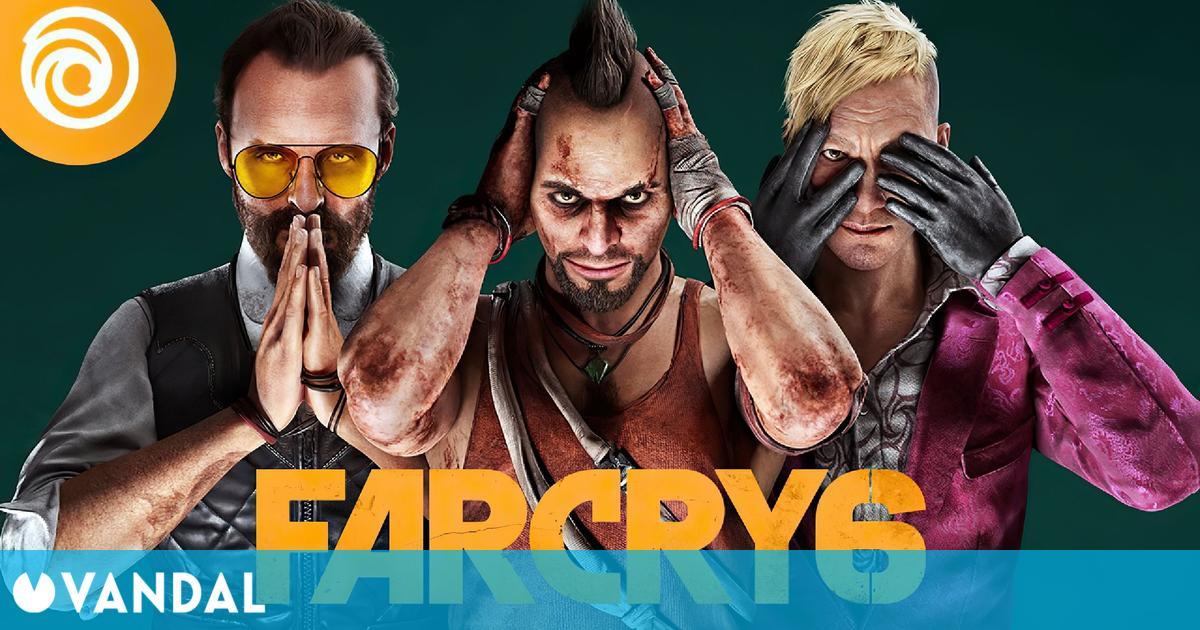Far Cry 6 presenta nuevo vídeo y su DLC donde controlaremos a los villanos de la saga
