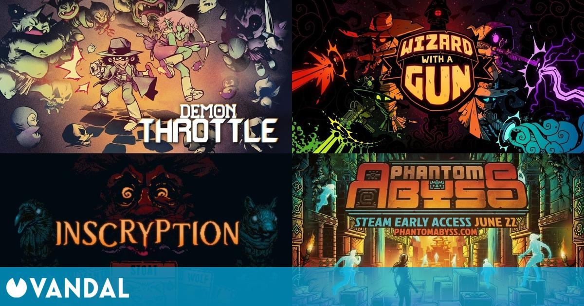 E3 2021: Resumen conferencia Devolver Digital – Todos los juegos anunciados