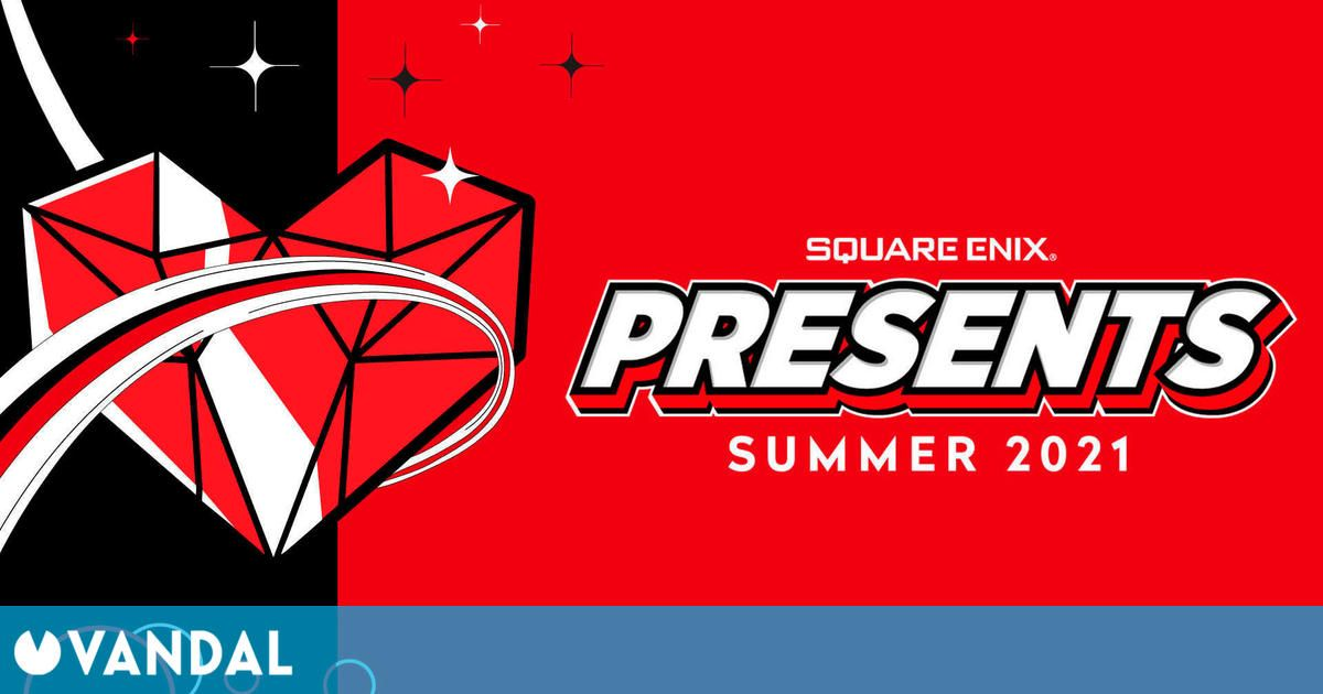 E3 2021: Comienza la conferencia de Square Enix – Streaming EN DIRECTO