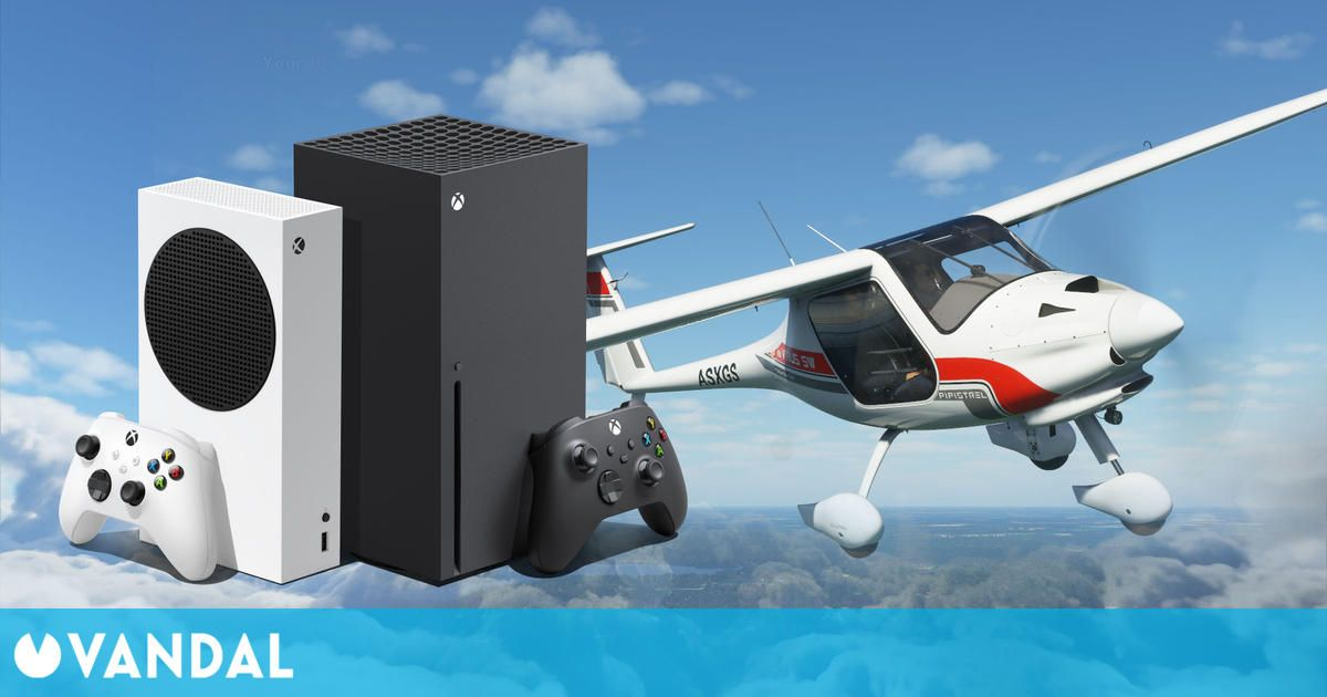 Microsoft Flight Simulator podría aterrizar en Xbox Series X/S de manera inminente