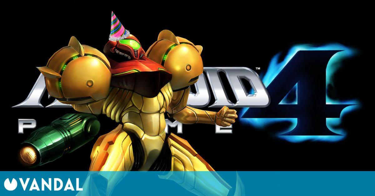 Metroid Prime 4: Hoy se cumplen cuatro años de su anuncio oficial