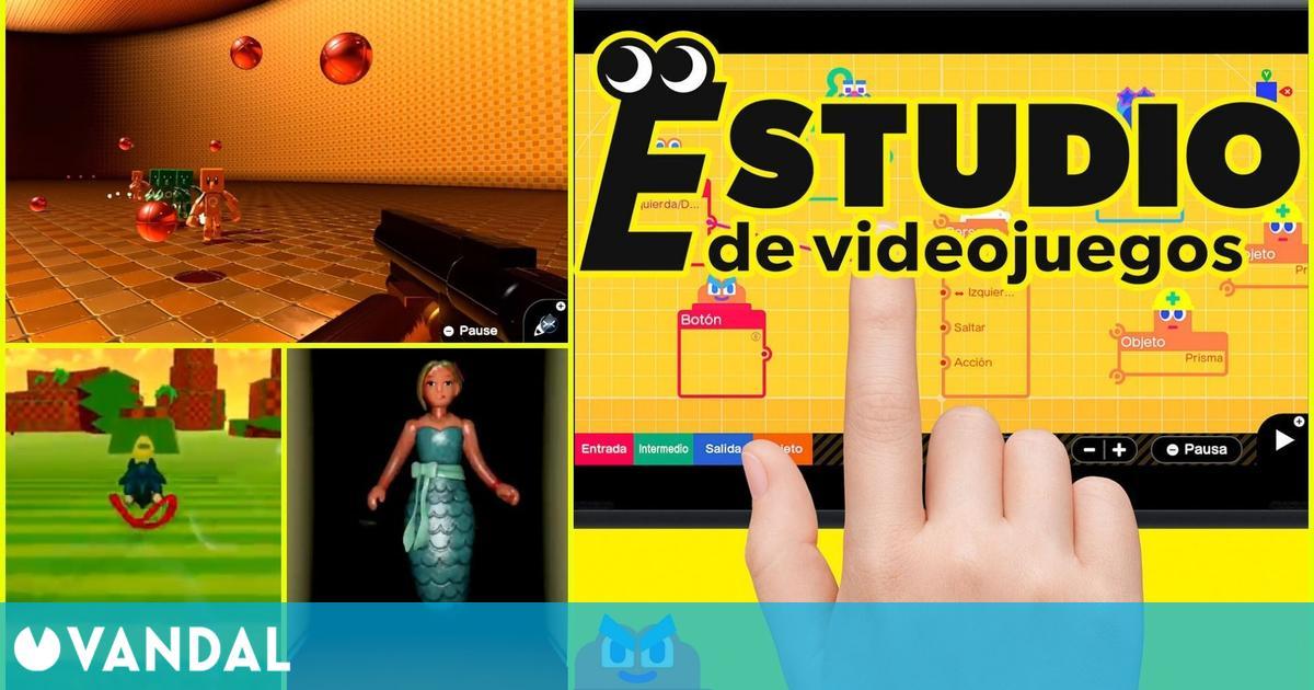 DOOM Eternal, Among Us, P.T. y otras divertidas creaciones de Estudio de Videojuegos