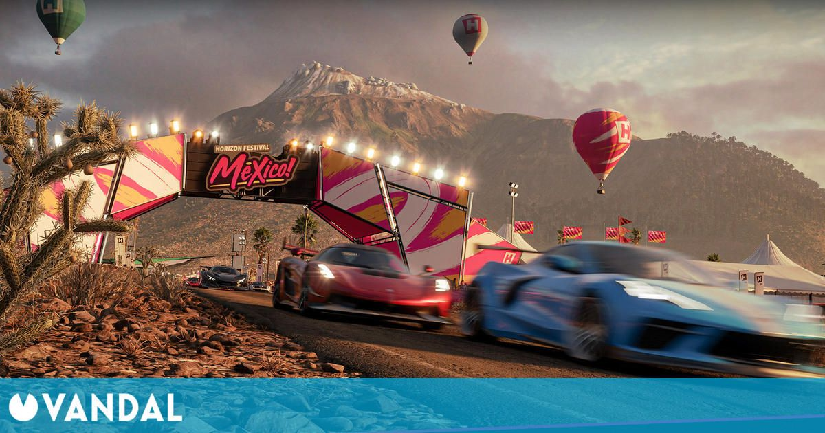 Forza Horizon 5 tendrá un modo de rendimiento que permitirá los 60 fps en Xbox Series X/S