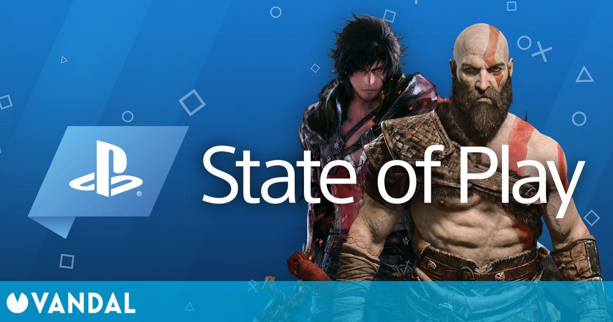 Sony celebraría su State of Play con novedades de PS5 en un par de semanas, según un rumor