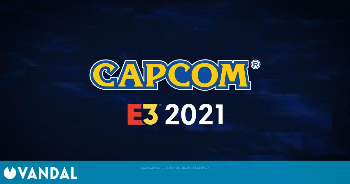 E3 2021: Comienza la conferencia de Capcom – Streaming EN DIRECTO