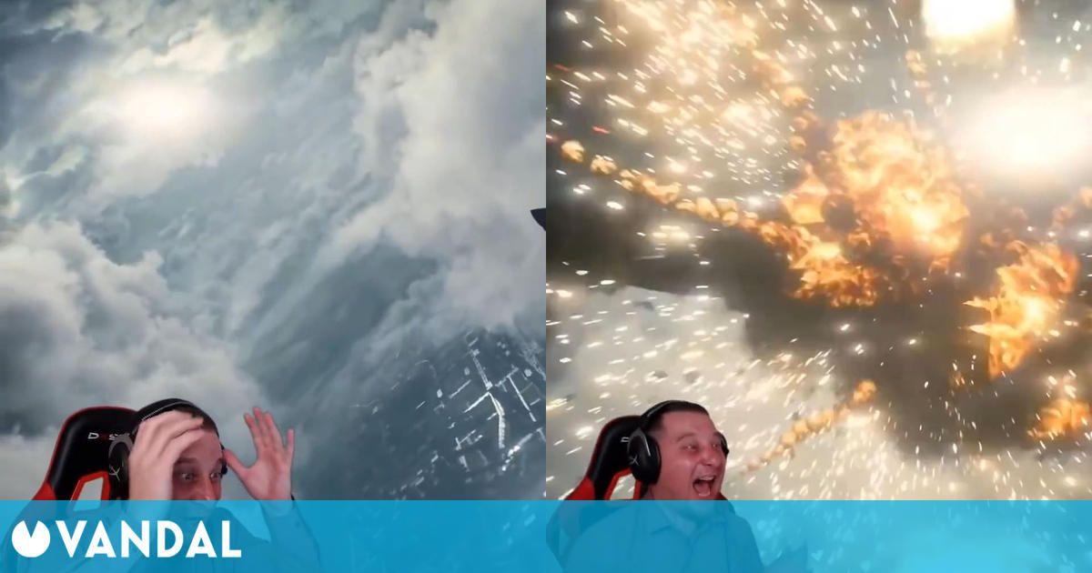 Battlefield 2042: Así fue la reacción del autor de la jugada del bazooka al ver el tráiler
