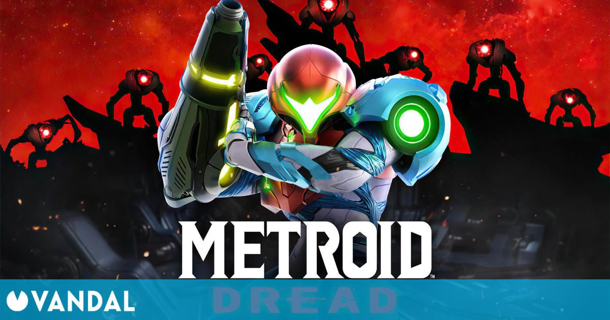 Nintendo anuncia Metroid Dread, una nueva aventura con jugabilidad 2D de MercurySteam