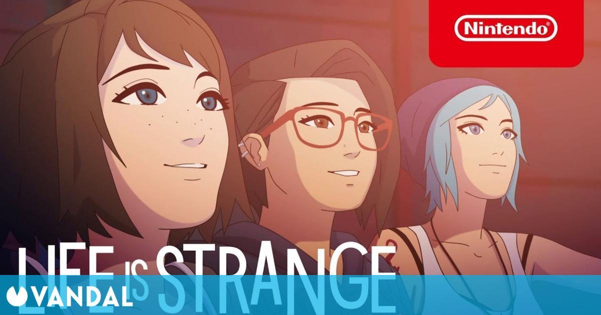 Life is Strange: True Colors y LiS: Remastered Collection llegarán a Switch este año