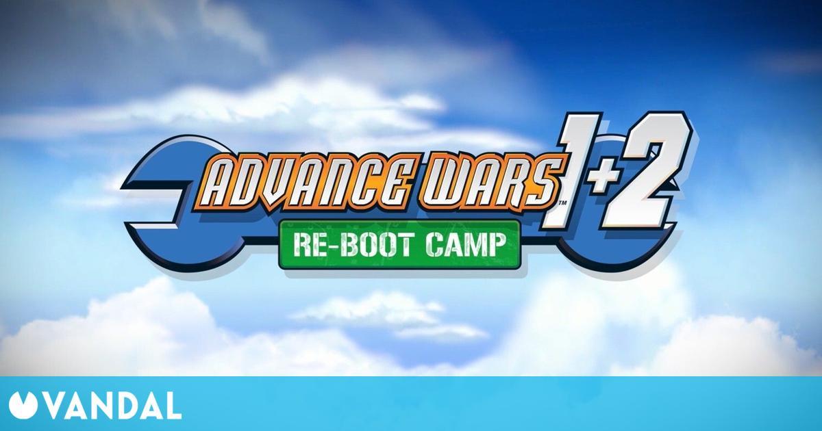 Anunciado Advance Wars 1+2: Re-Boot Camp, un remake de los juegos de GBA