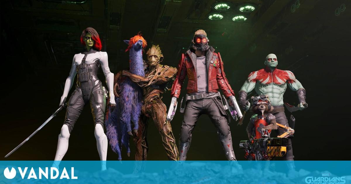 Marvel's Guardians of the Galaxy llegará a Switch el 26 de octubre con una Cloud Version
