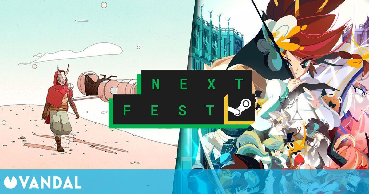 Steam Next Fest ya ha comenzado: Estas son las mejores demos que puedes probar