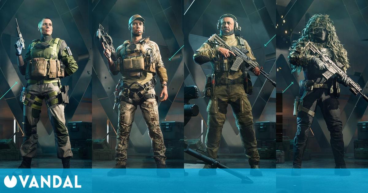 Battlefield 2042 usará bots para que los servidores estén siempre llenos