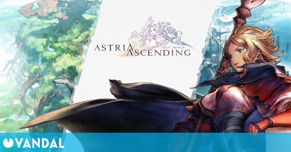 El RPG 2D Astria Ascending estará disponible el 30 de septiembre en PC y consolas