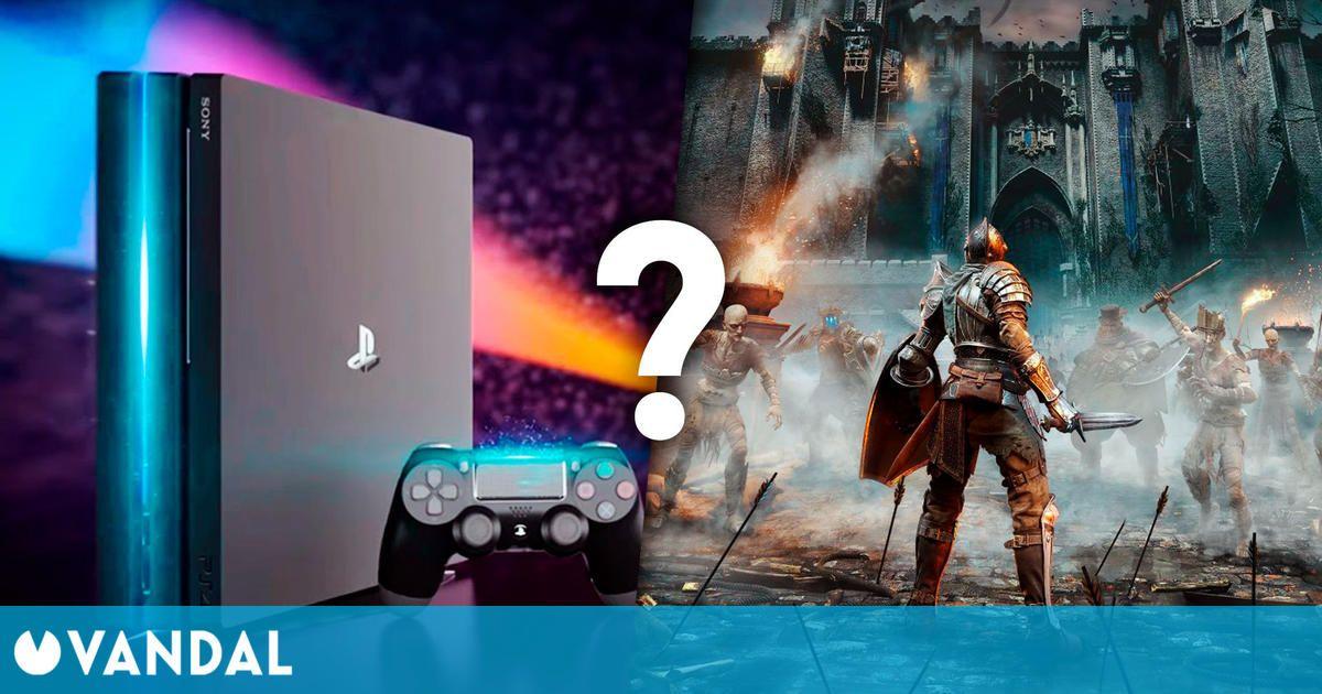 Demon's Souls Remake: Especulan con una versión para PS4 tras aparecer listado por Sony