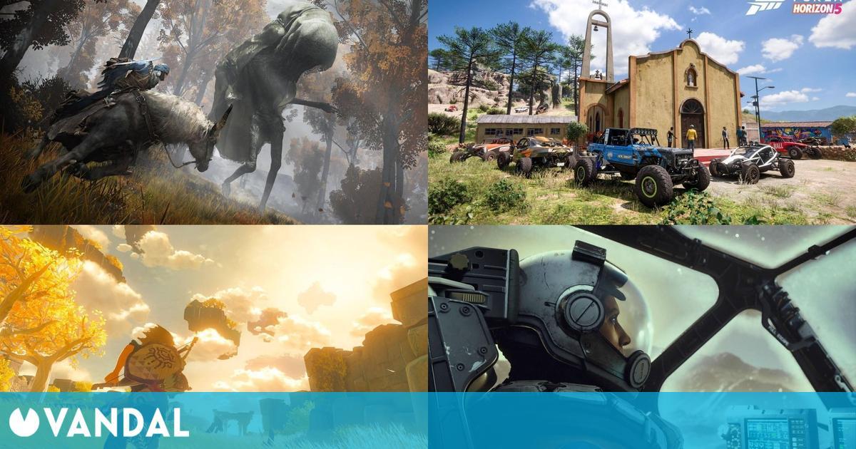 Resumen E3 2021: Los 20 juegos más importantes que no debes perder de vista