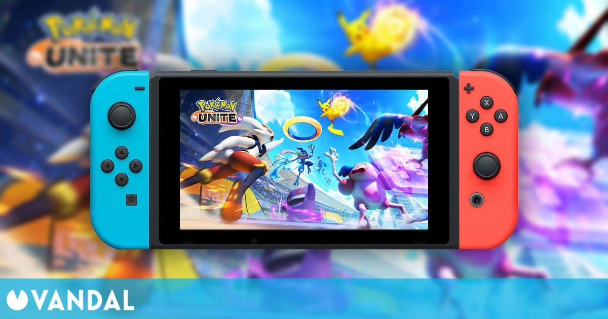 Pokémon Unite, el MOBA de Pokémon, muestra tráiler y llegará Switch en julio