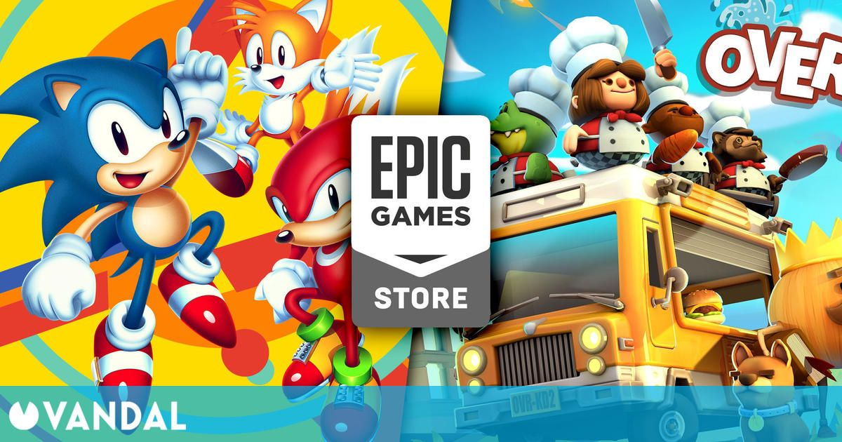 Overcooked 2 ya disponible gratis en Epic Games Store; Sonic Mania la semana que viene