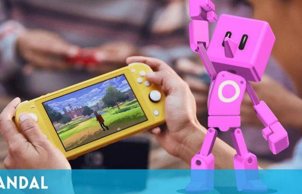 El juego Estudio de Videojuegos para Switch se estrena en Japón como el más vendido