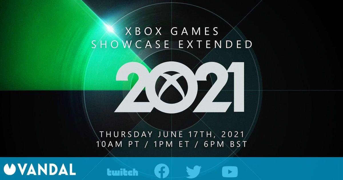 Comienza la conferencia Xbox Games Showcase Extended – Streaming EN DIRECTO
