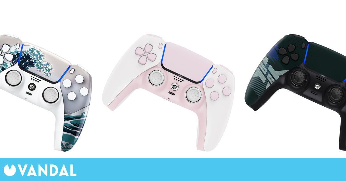 Estos mandos de PS5 cuestan lo mismo que una Xbox Series S