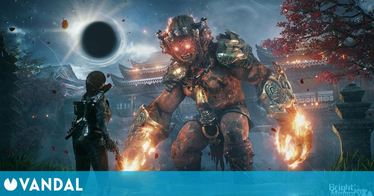 La acción de Bright Memory: Infinite presenta su jugabilidad en vídeo