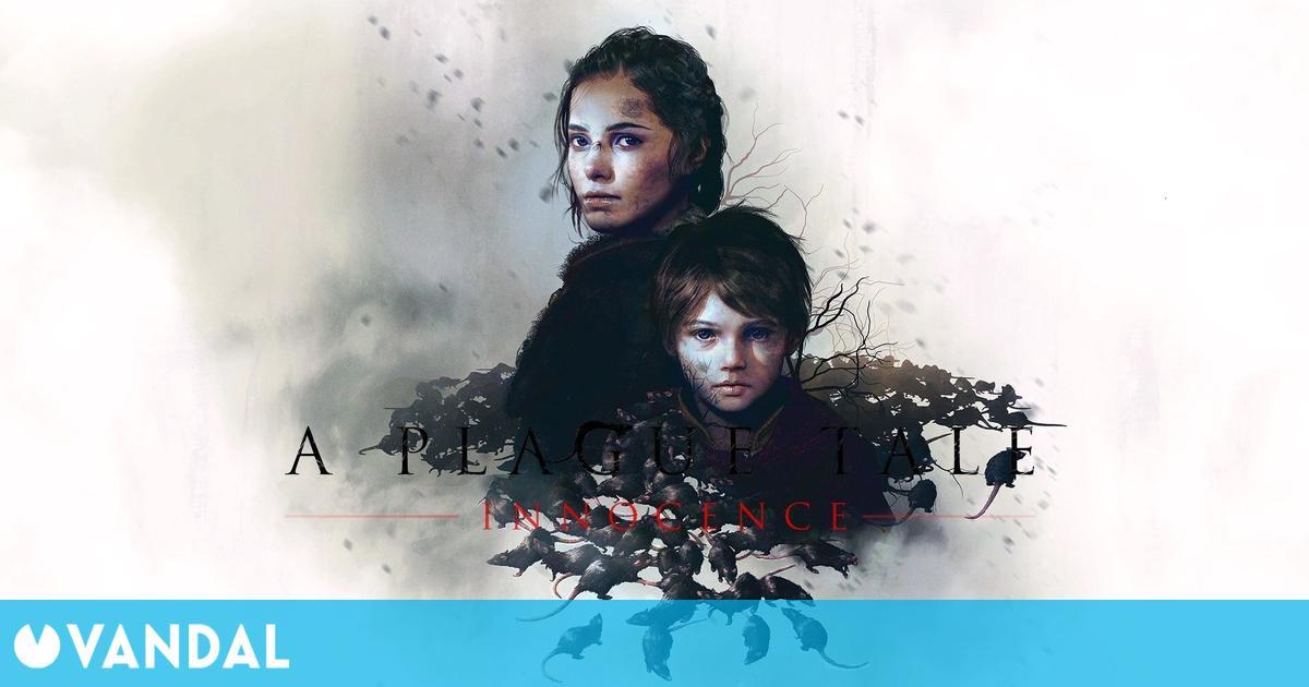 A Plague Tale: Innocence llega mejorado a PS5 y Xbox Series X/S el 6 de julio