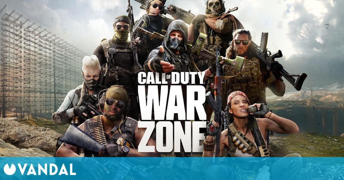 Una puerta está asesinando a los jugadores de Call of Duty: Warzone