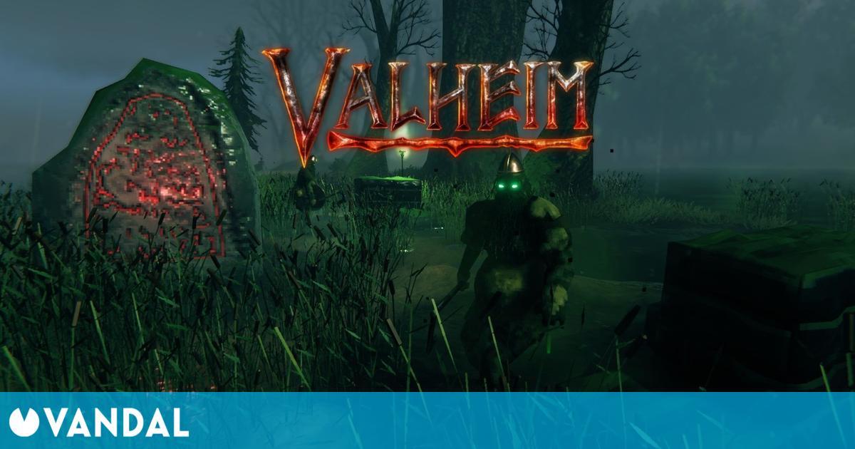El mod para jugar a Valheim en realidad virtual añade controles por movimiento