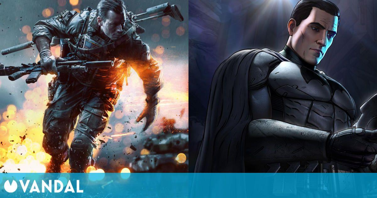 Battlefield 4 y Batman: The Telltale Series están gratuitos para PC en Prime Gaming