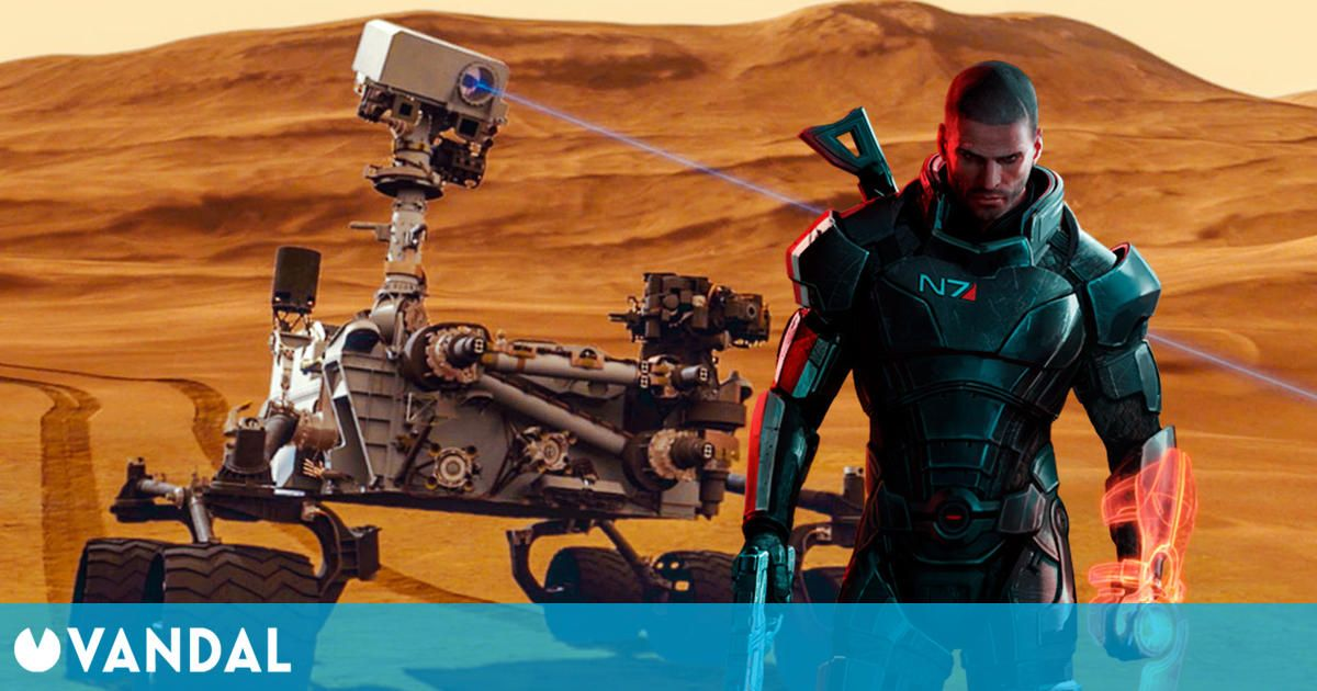 Se revela un 'easter egg' de Mass Effect 3 casi una década después de su lanzamiento