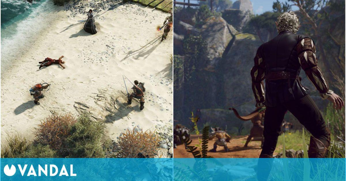 Larian Studios, creadores de Baldur's Gate 3 y Divinity, anuncian Larian Barcelona