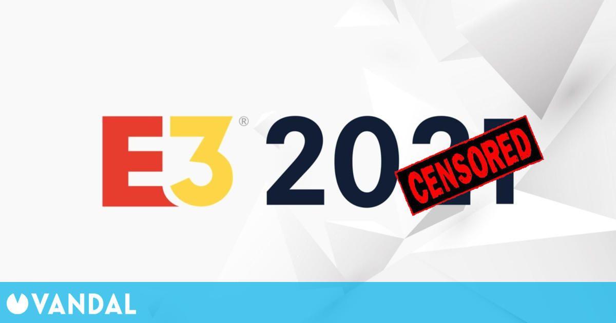 E3 2021: La lista de palabras prohibidas podría incluir 'Canadá', 'Alá' y 'Dios', entre otras