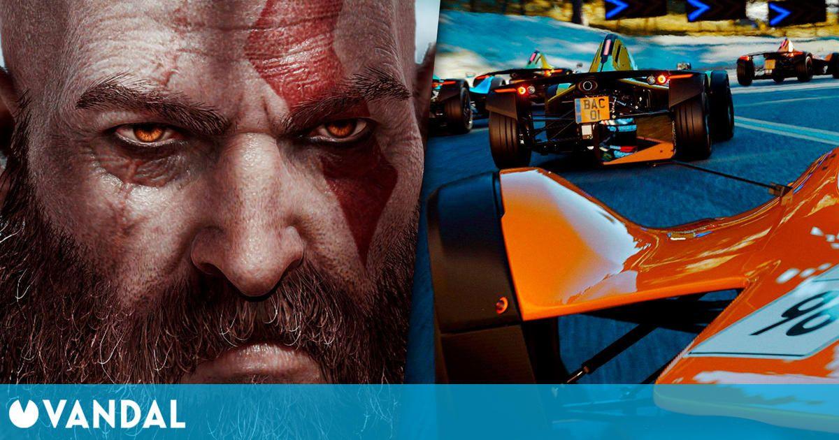 El nuevo God of War y Gran Turismo 7 llegarán a PS4, además de PS5